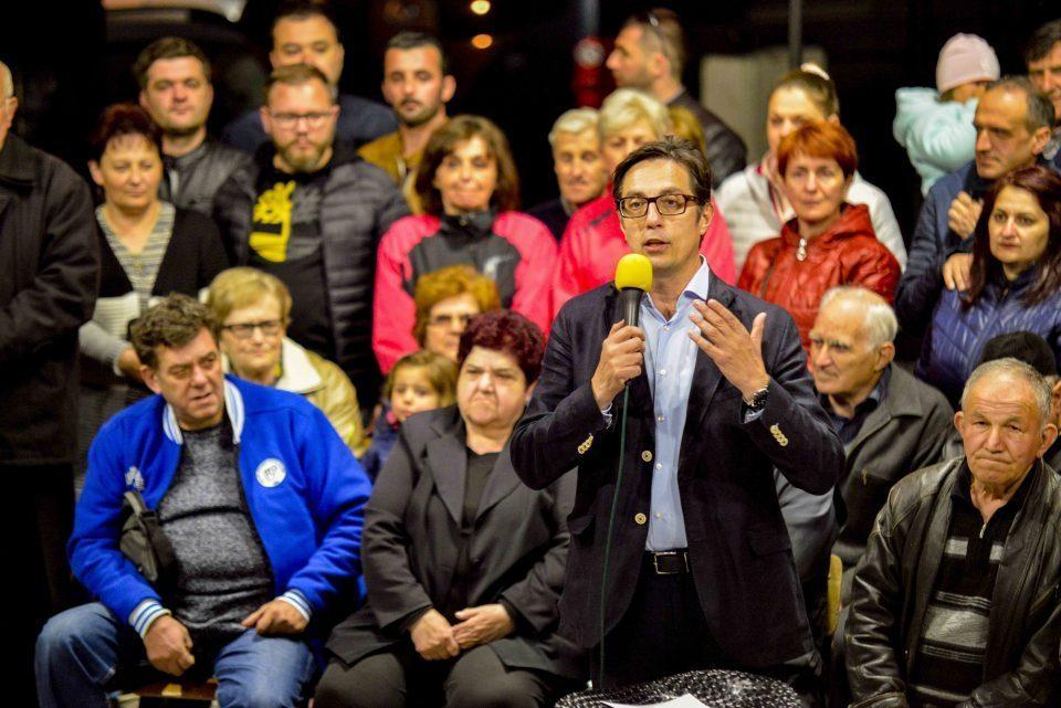 Пендаровски: Нема подобра опција од интеграцијата во ЕУ