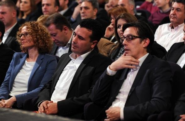 ВМРО-ДПМНЕ: Заев, Пендаровски и СДСМ се промотори и заштитници на криминалот
