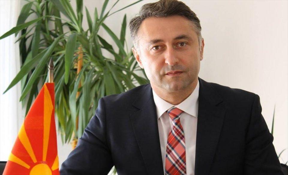 Избркан од работа екс-амбасадорот во Советот на Европа