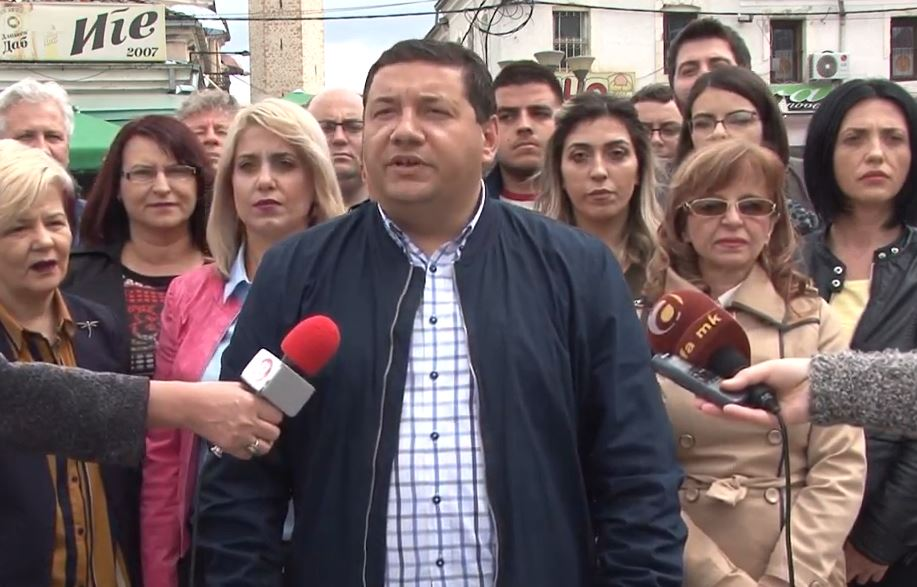 Ристески: Живееме во време на најнеспособната власт, како на централно така и на локално ниво од осамостојувањето на Република Македонија