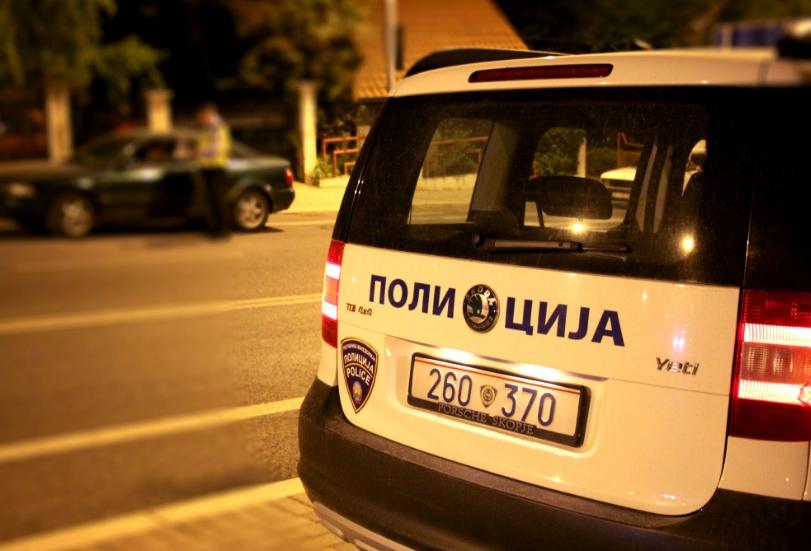 Младо момче и малолетник добија кривични пријави поради напад на полицајци во Виница