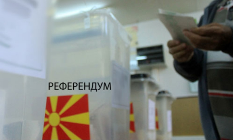 Мицкоски објави скандал: Дојде човек кој ми призна дека се полнеле кутии за време на референдумот, ОЈО знае за ова, а не реагира