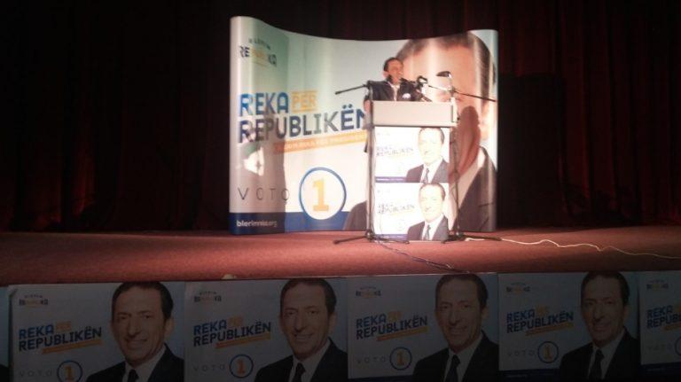 Река: Не може да се чека уште 20 години за Албанец да биде претседател на државата