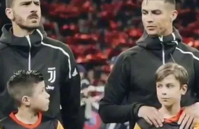 За овој момент сите зборуваат: Времето застана, а потоа Роналдо ја покажа својата големина