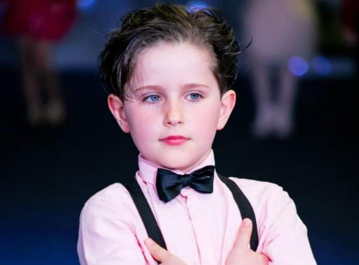 Осумгодишен скопјанец е избран за најубаво дете во светот