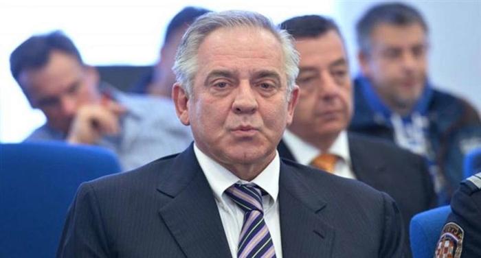 Уапсен Иво Санадер
