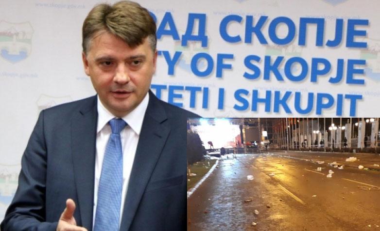 Шилегов со нова навреда: Секогаш на митинзите на ВМРО-ДПМНЕ имало повеќе ѓубре, нова навредувачка квалификација или признание за побројноста на митинзите