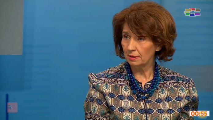 Силјановска: Ги повикувам оние што бојкотираат и се револтирани од СДСМ да гласаат за мене
