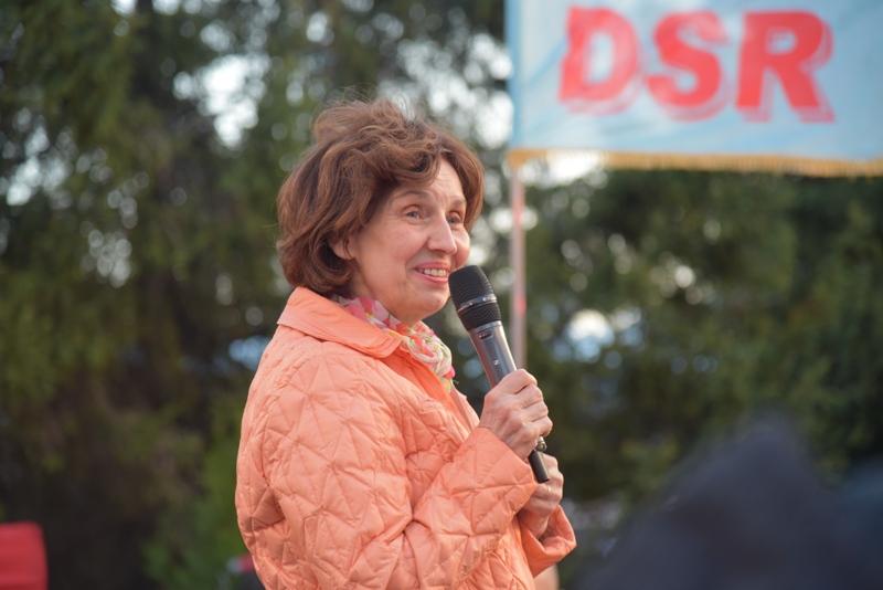 Силјановска од Пробиштип: Ќе се борам за правдата и правдината да завладее конечно во државата и да се стави крај на црнилото кое владее