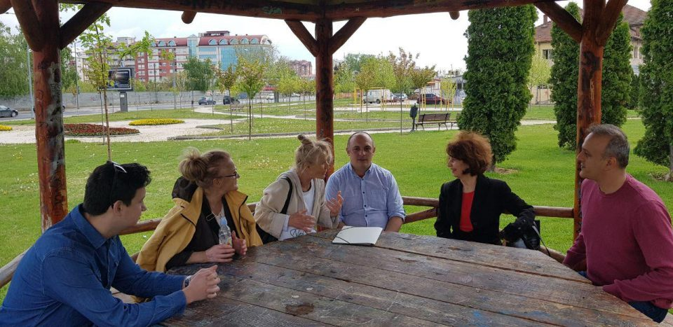 Силјановска: Заштитата на животната средина е мој приоритет