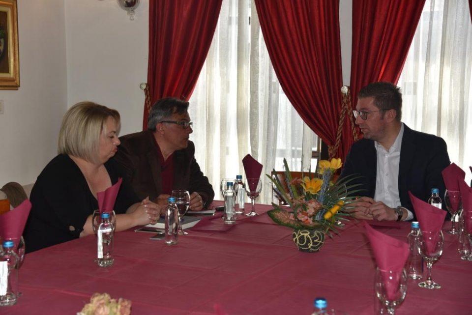 Мицкоски: Што можеме ние како идна локална власт овде во Охрид да понудиме се со цел да се привлечат поголем број на туристи