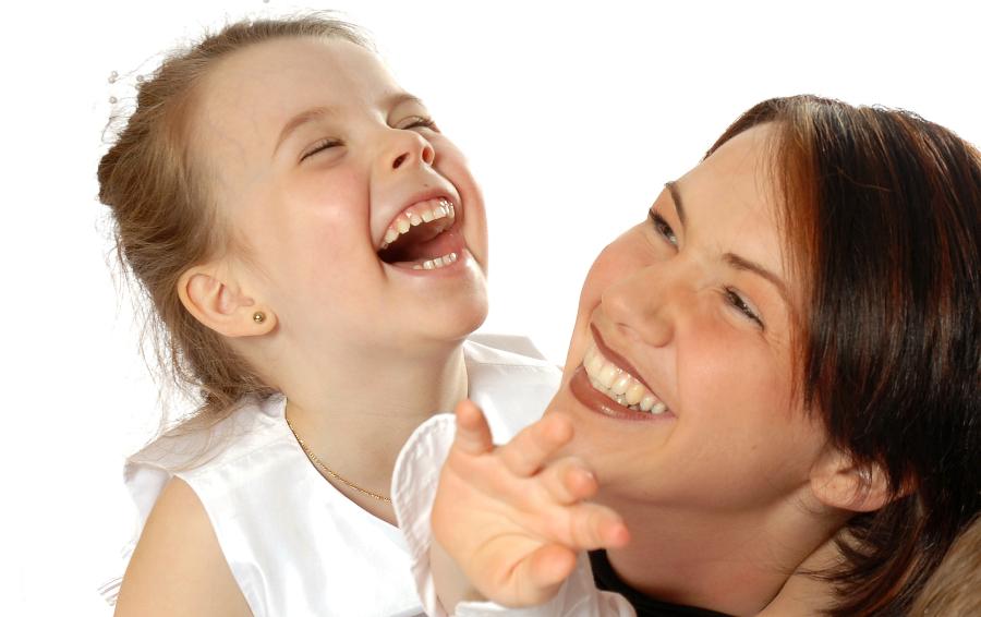 Зошто децата се смејат почесто од возрасните?
