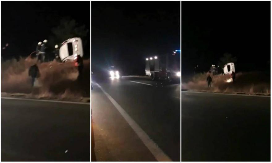 Скопјанец излетал од пат кај Велес, со тешки повреди завршил на клиника