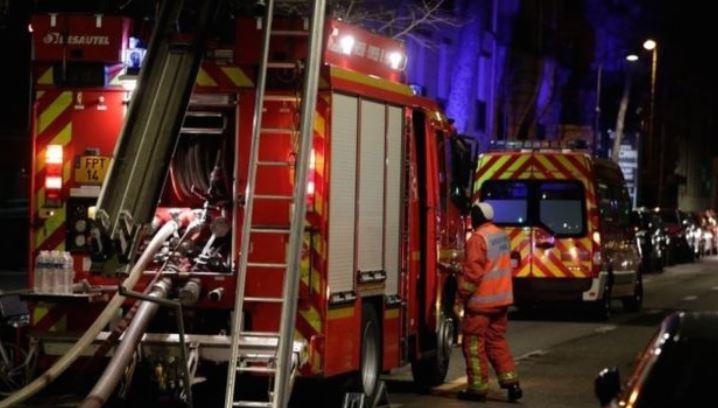 Еден повреден во пожар во станбена зграда во Сплит