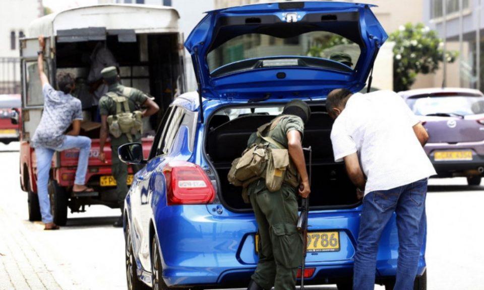 Уапсен таткото на бомбашите од Шри Ланка, знаел дека неговите синови ќе изведат напад