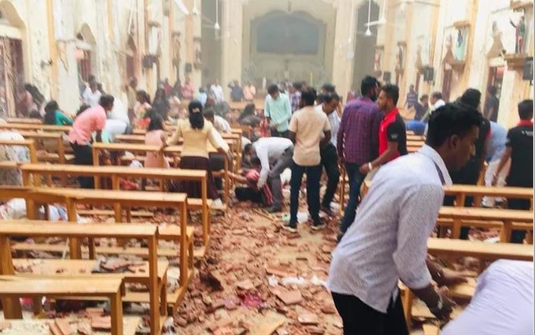 Премиерот на Шри Ланка предупреди дека се уште постои закана од напади