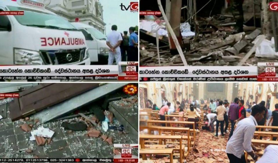 Тажен Велигден: Најмалку 100 загинати и над 250 ранети во серија експлозии (ВИДЕО)