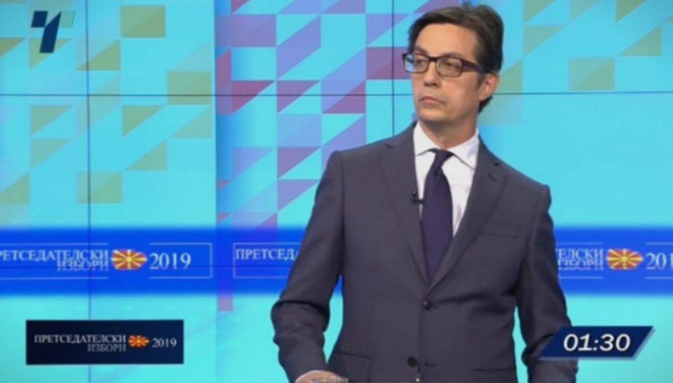 Пендаровски: Не гледам проблем што институциите се преименувани во национални, а не во македонски