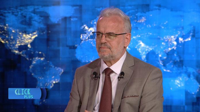 Џафери за ТВ21: Неуставно е доделување на мандат без да биде избран претседател на Собрание