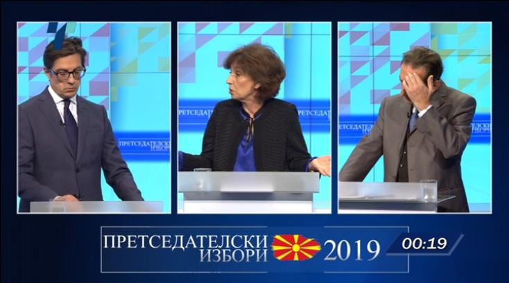 Силјановска Давкова: Пред меѓународниот суд во Хаг ќе оспорам одредби од Преспанскиот договор
