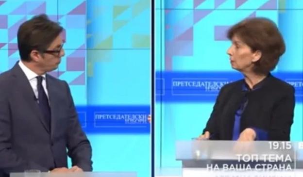 Силјановска на Пендаровски: Вие ми звучите како венецијански трговец