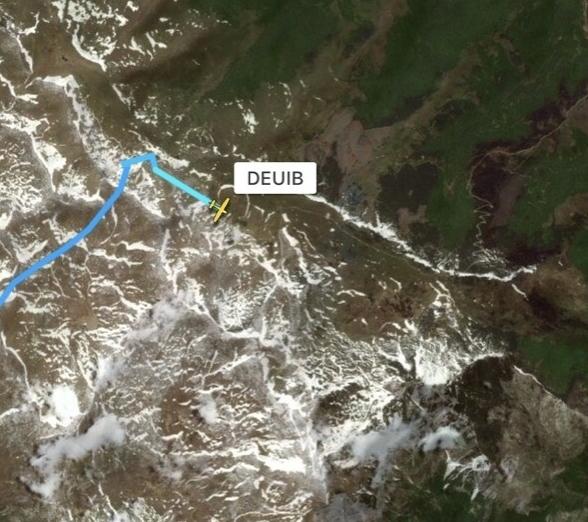 Мал авион исчезна од радарот кај Солунска Глава