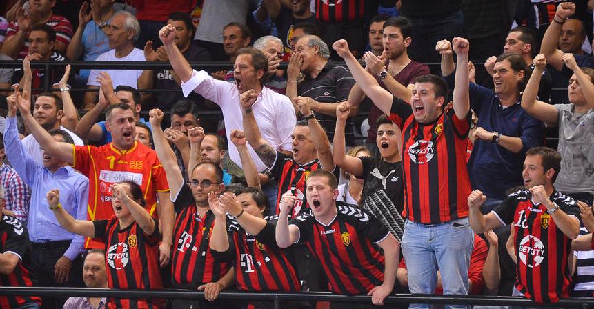 РК Вардар со важно соопштение за своите фанови