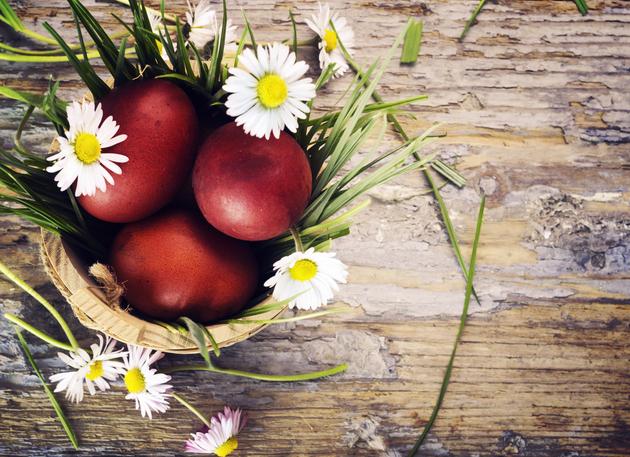 На Велики четврток се фарбаат јајца, овие работи треба да ги знаете и почитувате