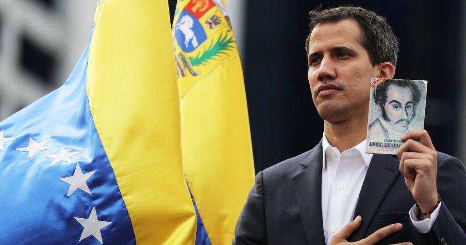 Одземен имунитетот на Хуан Гуаидо, па сега може и да го апсат