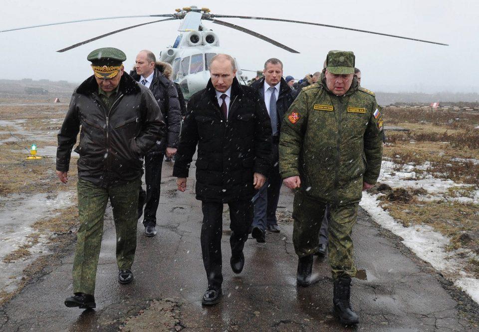Путин го укинува задолжителното служење војска