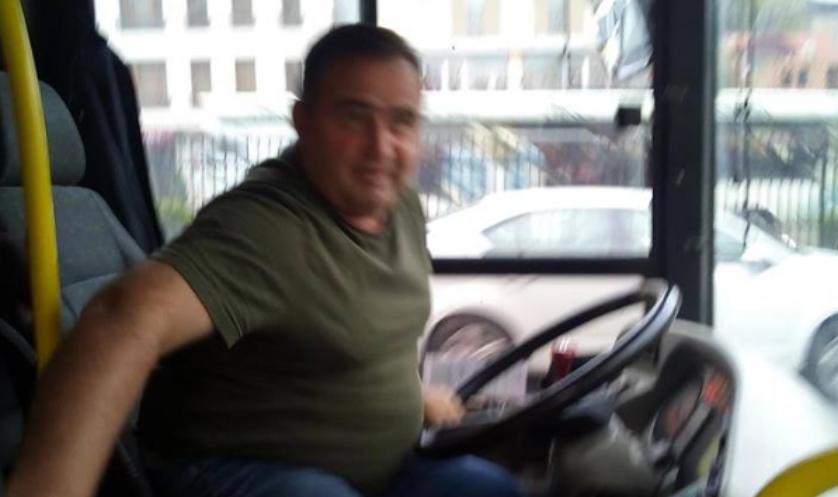 Возач на ЈСП херој на денот: Кога ќе видите зошто, ќе ви се насолзат очите (ФОТО)