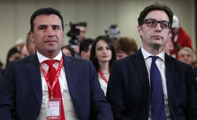Мицкоски: Пендаровски е олицетворение на сите негативни појави на власта на Заев