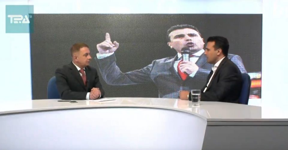 Заев признава дека му нудел на Мицкоски влез во Владата, за возврат барал поддршка на Договорот со Грција