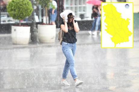 Предупредување за силно невреме во регионот, вклучен портокалов метеоаларм- метеоролозите со вонредни најави