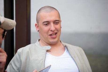 """Победникот на """"Ѕвездите на Гранд"""" Амар Геле доживеал сообраќајка"""
