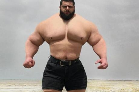 Грамада од 154 килограми: Иранскиот Хулк менува професија