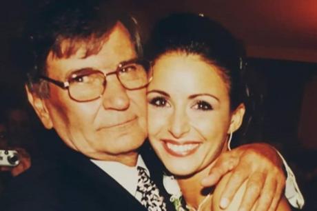 """""""Одмори се тато, ти благодарам на добрината, секоја кавга и насмевка""""- ќерката на легендарниот актер со емотивна порака"""