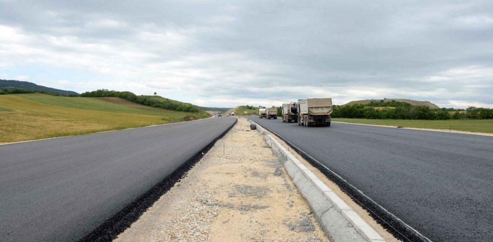 Ако не врне за седум дена ќе биде пуштен во употреба автопатот Миладиновци-Штип
