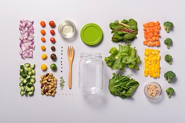 Дури и ако немате време, придржувајте се до овие 5 правила за здрава исхрана