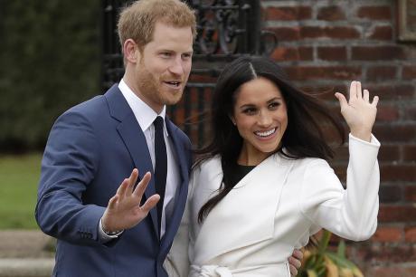 Принцот Хари и Меган се враќаат во Британија