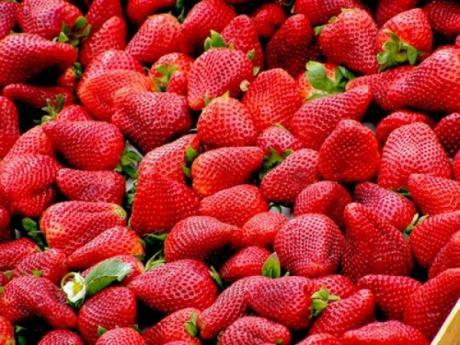 Шест придобивки од јадењето јагоди