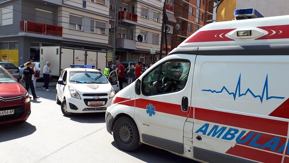 Мајка и дете биле во станот кога избувнал пожар: Детали за несреќата во Скопје