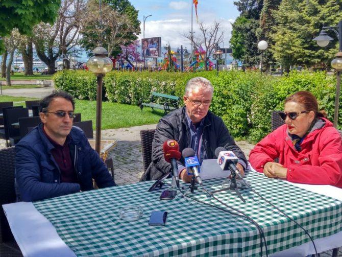 """Здружението """"Совест"""" побара од премиерот Зоран Заев итна и ефектна одлука за запирање на градбата на минарето на Али Пашината џамија во Охрид"""