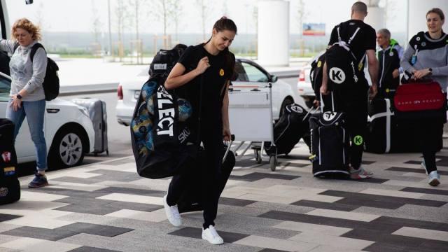 Ростов Дон пристигна една седмица пред Ф4 во Унгарија