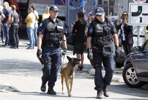 Продолжен притворот за 19 полицајци уапсени во Косово