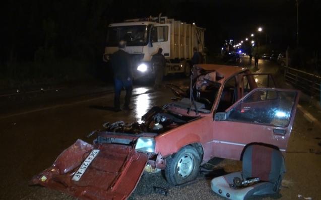 Извршен увид на сообраќајката кај Драчево, реното преминало на спротивната лента