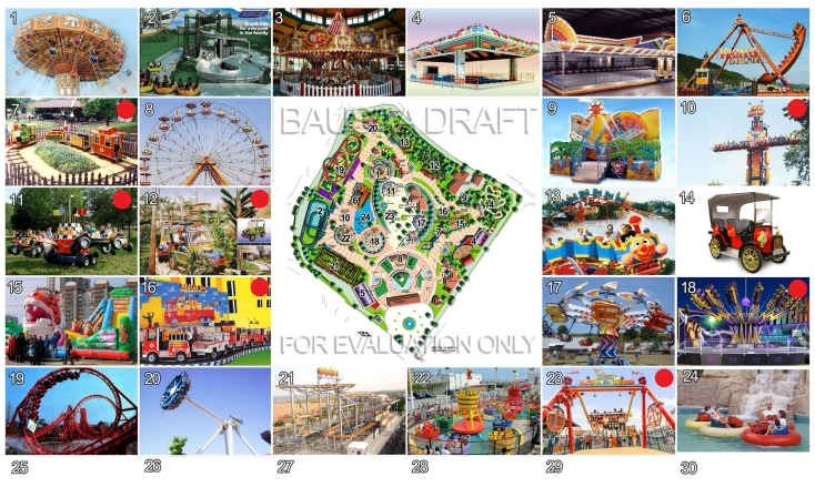 """Скопје добива нов тематски забавен парк """"The world""""- еве како ќе изгледа (ФОТО)"""