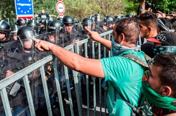 Од утре илјада унгарски војници на српската граница поради мигрантите