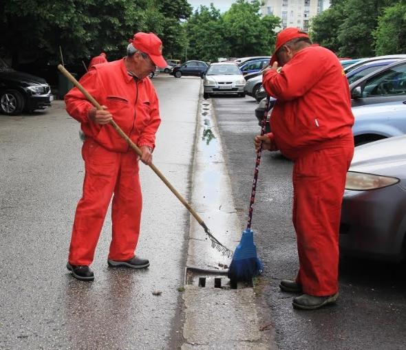 Превентивни мерки на општина Аеродром во очекување на обилните дождови