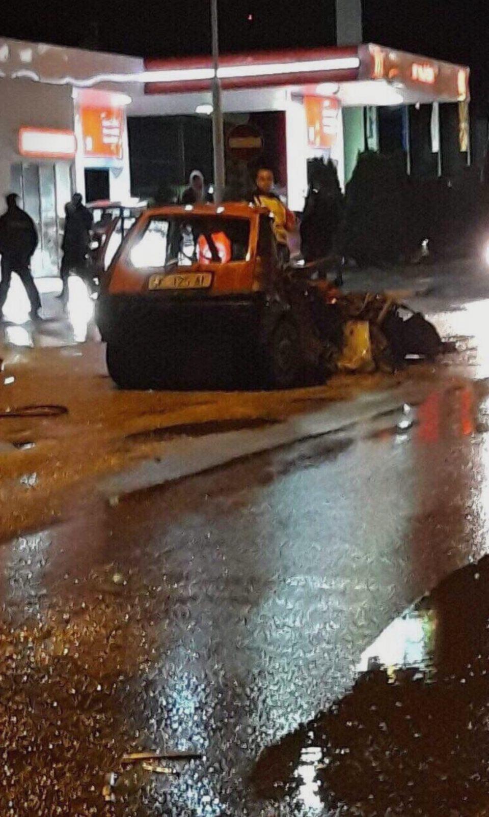 Во стравичната сообраќајка кај Драчево загинал поранешен полицаец и целото негово семејство
